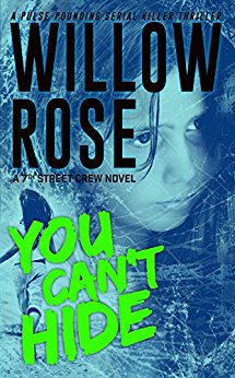 Free: You Can't Hide (serial killer thriller)