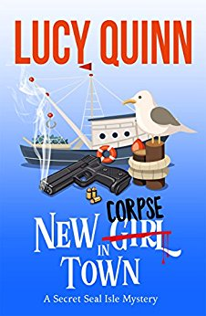 Free: New Corpse in Town (Secret Seal Isle Mysteries, Book 1)