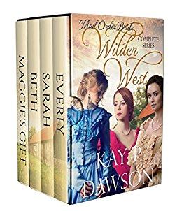Wilder West Mail Order Bride Series