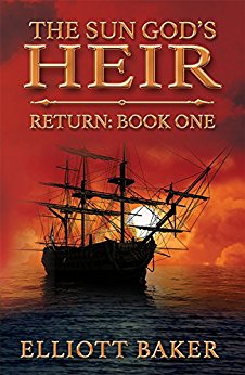 Free: The Sun God's Heir: Return (Book One)