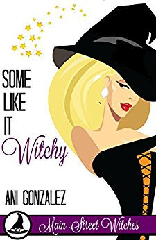 Free: Some Like It Witchy (Paranormal Cozy Mystery)