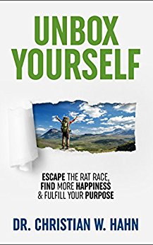 Unbox Yourself: Escape the Rat Race, Find More Happiness, and Fulfill Your Purpose