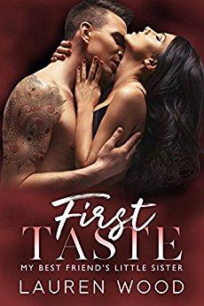 First Taste: My Best Friend's Little Sister Romance
