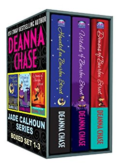 Free: Jade Calhoun Series Boxed Set (Books 1-3)
