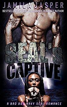 SEAL's Captive: BWWM Bad Boy Romance (The BWWM Captive Series Book 1)