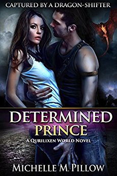 Free: Determined Prince (Captured by a Dragon-Shifter)