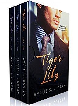 Tiger Lily Trilogy Box Set