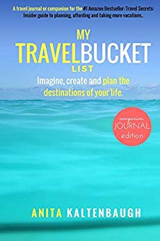 Free: Travel Journal: My Travel Bucket List