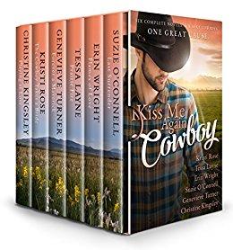 Kiss Me Again Cowboy
