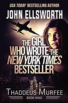 The Girl Who Wrote the New York Times Bestselle