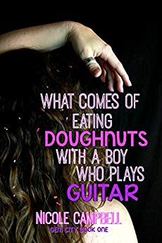 Free: What Comes of Eating Doughnuts With a Boy Who Plays Guitar (Romance)