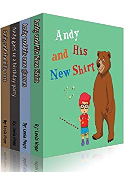 Free: Andy's Red Hair Series Four-Book Collection