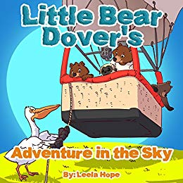 Free: Little Bear Dover's Adventure in the Sky