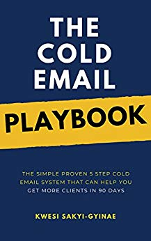 The Cold Email Playbook