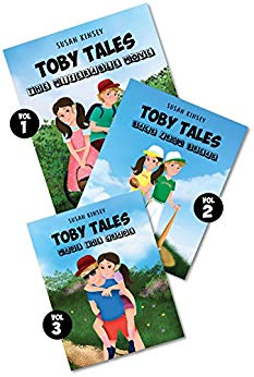 Toby Tales: The Series Volumes 1-3