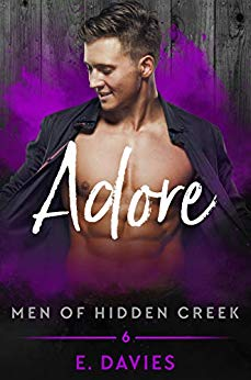 Adore (Men of Hidden Creek Book 6)
