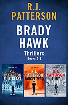 Brady Hawk (Thriller Box Set)