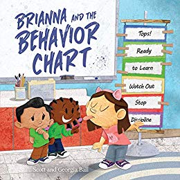 Brianna and the Behavior Chart