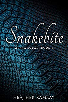 Snakebite: Alpha Squad (Book 1)