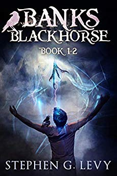 Banks Blackhorse Book 1 & 2: The Night the Sky Fell and The Day the Sky Shattered