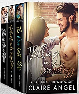 Falling In Love Trilogy: A Bad Boy Series Box Set