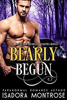 Free: Bearly Begun (A BBW/Bearshifter Romance)