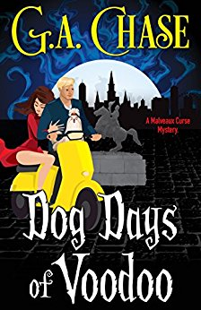 Free: Dog Days of Voodoo (Malveaux Curse Mystery)
