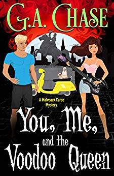 Free: You, Me, and the Voodoo Queen (Malveaux Curse Mysteries, Book 2)