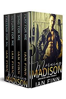 Morning Madison Series Box Set (Books 1-4)