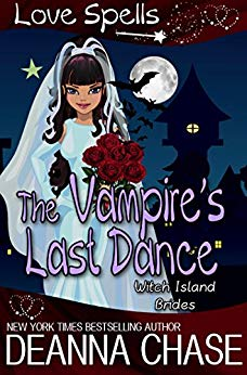 The Vampire's Last Dance (Witch Island Brides, Book 1)