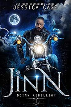 Jinn (Post-Apocalyptic)