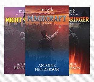 Magik: The Avatar Wars Book Series