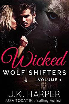 Wicked Wolf Shifters Volume 1