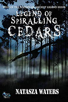 Legend of Spiralling Cedars