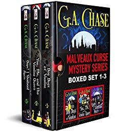 Free: The Malveaux Curse Mysteries (Books 1-3)