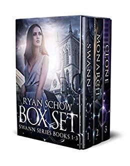 The Swann Series (Books 1 – 3)