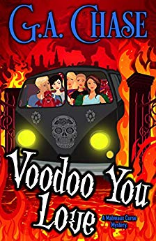 Free: Voodoo You Love (Malveaux Curse Mysteries, Book 4)