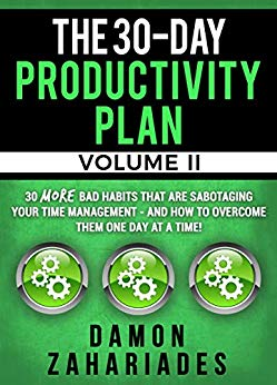 The 30-Day Productivity Plan (VOLUME II)