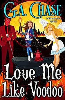Free: Love Me Like Voodoo (Malveaux Curse Mysteries, Book 7)