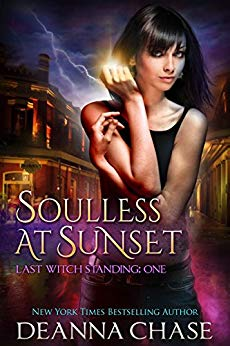 Soulless at Sunset (Last Witch Standing, Book 1)