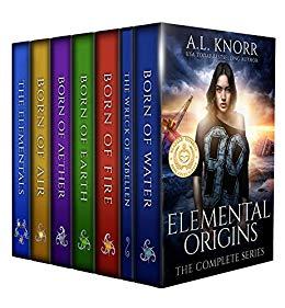 Elemental Origins: The Complete Series
