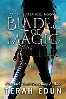Free: Blades of Magic: Crown Service #1