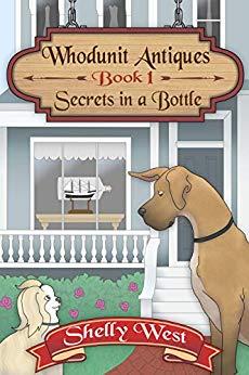 Whodunit Antiques: Secrets in a Bottle (Book 1)