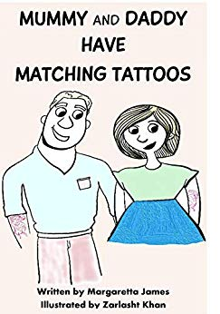 Free: Mummy and Daddy Have Matching Tattoos