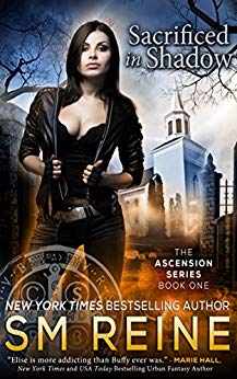 Free: Sacrificed in Shadow (The Ascension Series, Book 1)