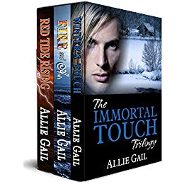 Free: The Immortal Touch Trilogy Complete Collection