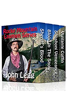 Rocky Mountain Lawmen Series Box Set: Four John Legg Westerns