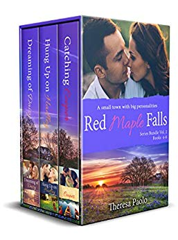 Red Maple Falls Series Bundle (Books 4-6)