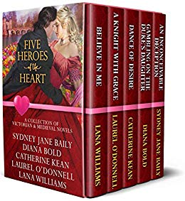 Five Heroes of the Heart