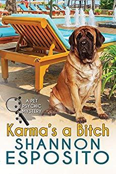 Karma's A Bitch (A Pet Psychic Mystery)